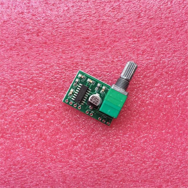 PAM8403 미니 5 볼트 디지털 앰프 보드 스위치 전위차계 수 USB 전원