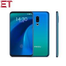 Новый мобильный телефон MEIZU 16th 4G LTE 6 «Snapdragon 845 Octa Core 8 Гб ram 128 ГБ rom Адаптивная Быстрая зарядка AI Face разблокированный смартфон