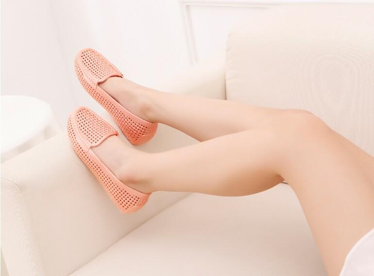 954d449388ede 2015 Women Melissa Plastic Sandals Leather Shoes Fashion Transparent Wedge  Beach Jelly Sandal Shoes Flip Flops Clogs Sandal sandal 3 sandal sandal1 ...