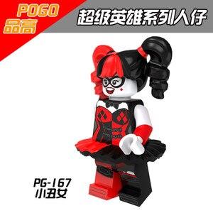 Image 5 - Single Sale Batman Bruce Wayne Riddler Alfred Barbara Penguin Gordon Robin Harley Quinn Building Compatible With Lego Movie