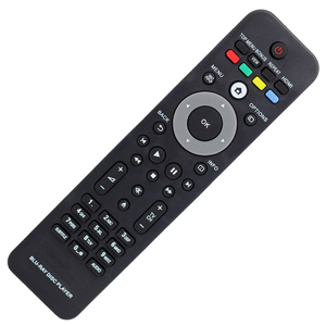 Image 1 - Remote Control Replacement for Philips DVD Blu Ray Disc Player for Philips  BDP7500 BDP3000 BDP3200 BDP9500/93 Remote Control