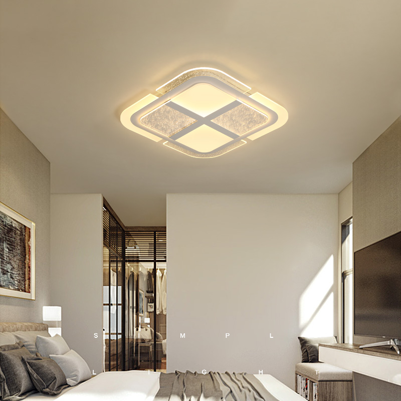 Novelty Acrylic ceiling lights modern LED living room ceiling lamps creative bedroom Fixtures dining room ceiling lighting modern led living room ceiling lamp acrylic ceiling lights creative bedroom dining room home lighting fixtures plafondlamp lumin