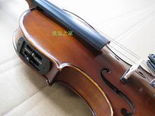 Box-typ elektrische violine bogen portable fall Bühnen spezifische