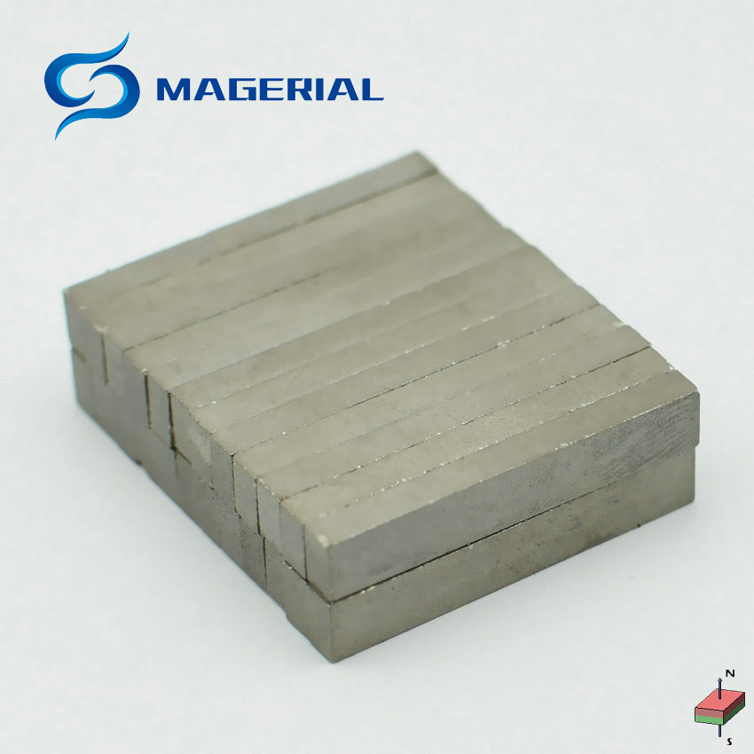 24-300pcs/lot SmCo Magnet Block 30x5x3 mm 1.2 YXG24H 350 Degree C High Operating Temp. Motor Permanent Rare Earth Magnets24-300pcs/lot SmCo Magnet Block 30x5x3 mm 1.2 YXG24H 350 Degree C High Operating Temp. Motor Permanent Rare Earth Magnets