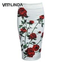 Женская юбка VESTLINDA /bodycon Midi