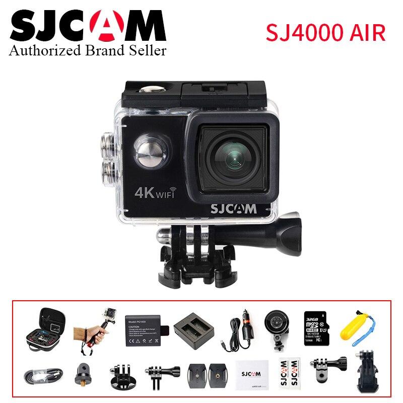 SJCAM SJ4000 AIR 4 k WIFI Camera Action 4 k 30fps WiFi Sport DV 2.0