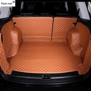 Image 5 - פלאש מחצלת עור רכב תא מטען מחצלות עבור BMW e30 e34 e36 e39 e46 e60 e90 f10 f30 x1 x3 x4 x5 x6 1/2/3/4/5/6/7 רכב מטענים ריפוד