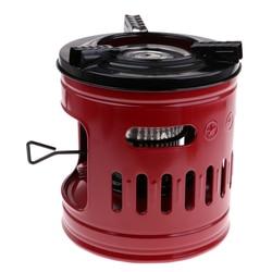 Wysokiej jakości kuchenka kempingowa na zewnątrz do użytku na płycie kuchennej piknik Camping wiatroszczelne zewnętrzne naczynia turystyczne 10 knotów kuchenka naftowa grzejniki w Zewnętrzne narzędzia od Sport i rozrywka na