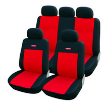 Hot Sale Car Seat Covers Universal Fit Polyester 3MM Composite Sponge Styling lada car cases seat cover accessories 2017