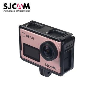 Image 1 - SJCAM SJ8 保護フレームホルダーマウントプラスチックフレームケース SJCAM SJ8 空気 SJ8 プラス SJ8 プロアクションカメラアクセサリー