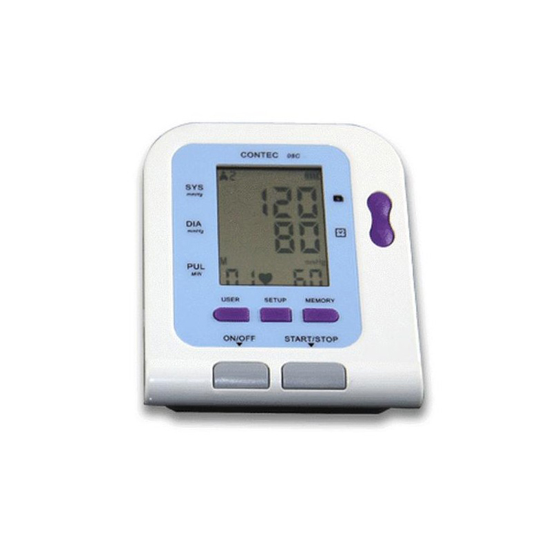 Communication With PC Upload Data to Computer Digital Sphygmomanometer Blood Pressure Monitor Automatic цены