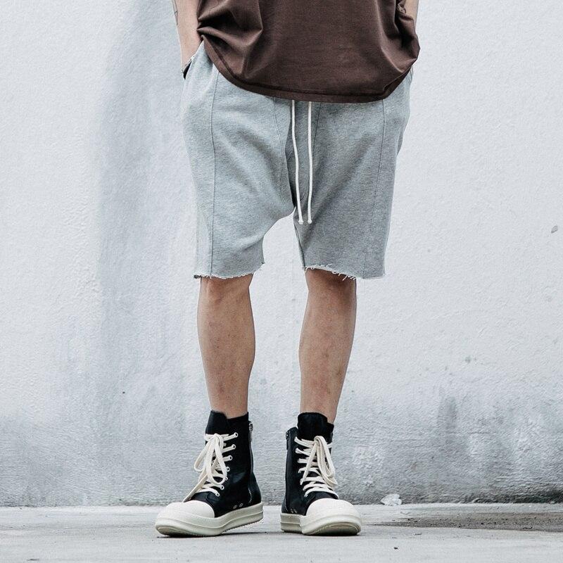 Popular Jogger Shorts Grey-Buy Cheap Jogger Shorts Grey lots from ...