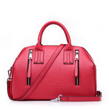 new style Fashion ladies handbags Retro Top grade  solid color crossbody shoulder bag