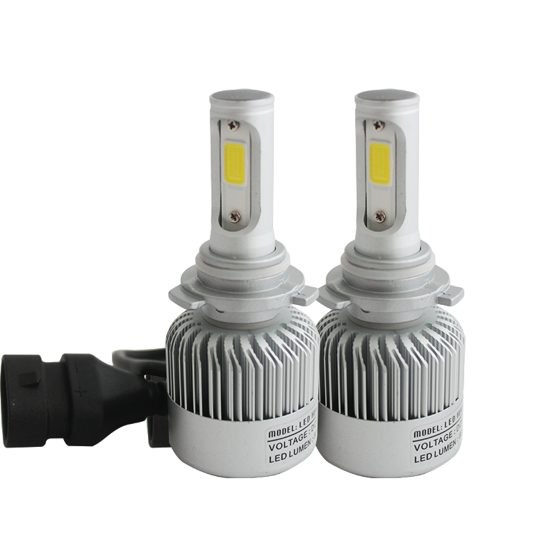 H4 H7 LED Headlight H3 H8 H9 HB2 9003 HB1 9004 HB3 9005 HB4 9006 HB5 9007 9008 H13 H27 880 881 H11 H1 LED H7 H4 Lights for Car