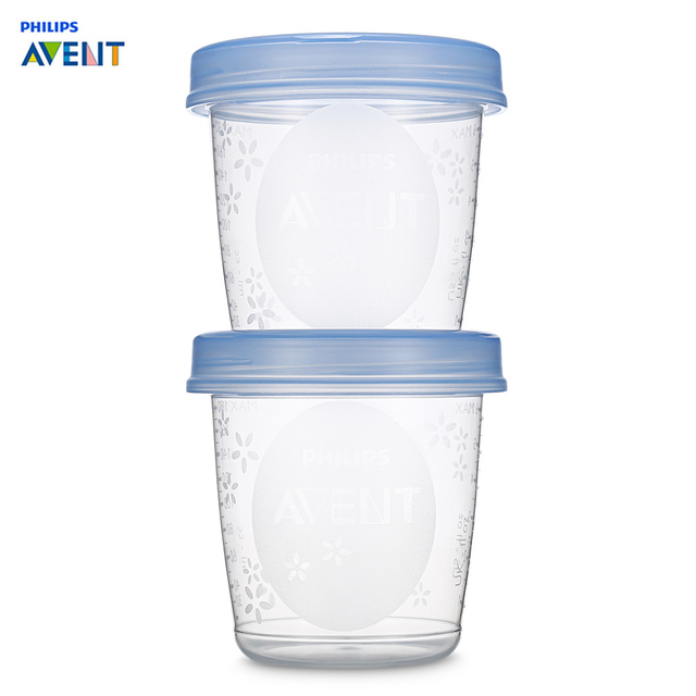 Image result for avent storage cup