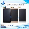 Pantalla lcd para xiaomi redmi note 3 pantalla lcd con touch digitalizador asamblea piezas de repuesto con herramientas de envío gratis