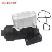 OIL FILTER HOUSING 03L115389G for Audi Seat Skoda VW 2.0 TDI 1.6 TDI 03L117021C 03L115389B 03L115389H
