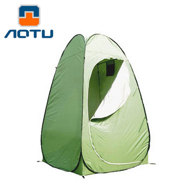 Portable C&ing Shower Tent Beach Fishing Shower Outdoor Toilet Tent Changing Room Pop Up Privacy Tent  sc 1 st  AliExpress.com & Portable Camping Shower Tent Beach Fishing Shower Outdoor Toilet ...