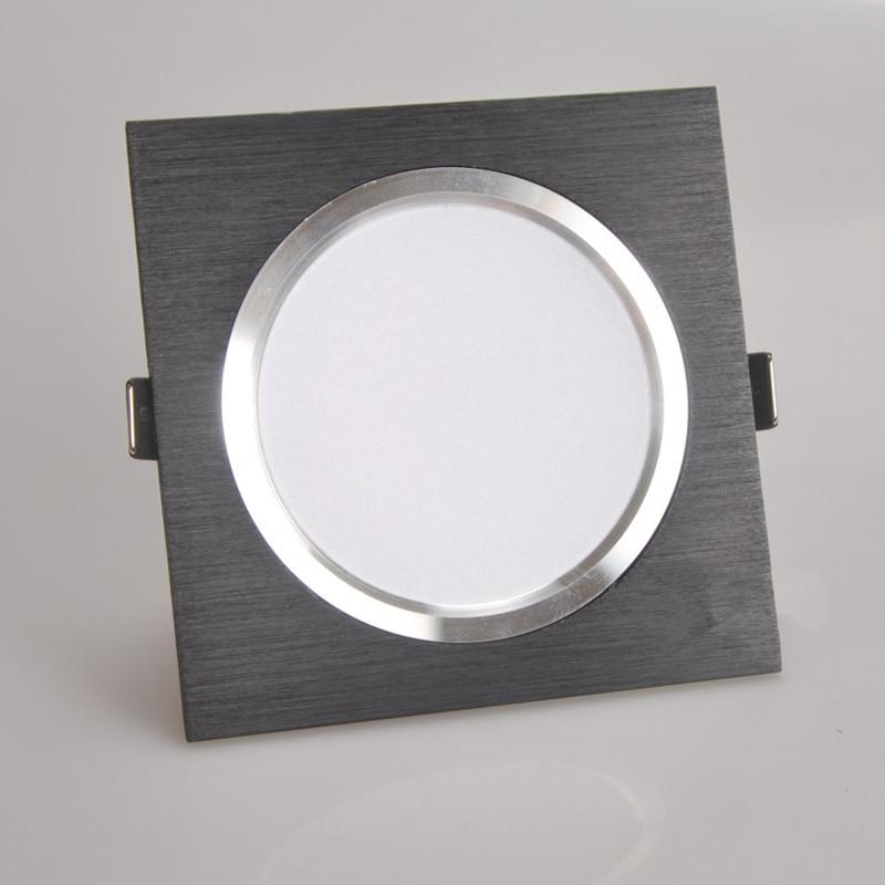 Downlights painel downlight para cozinha/casa/escritório Lm/9w : 840lm