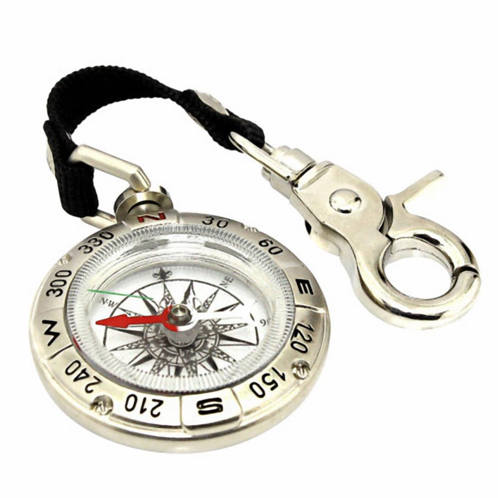 Портативный Открытый Отдых Пеший Туризм карман компас открытый средства навигации