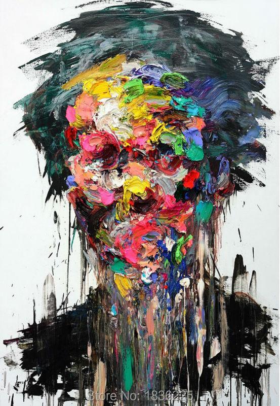 Popular creative abstract buy cheap creative abstract lots for Creative abstract painting