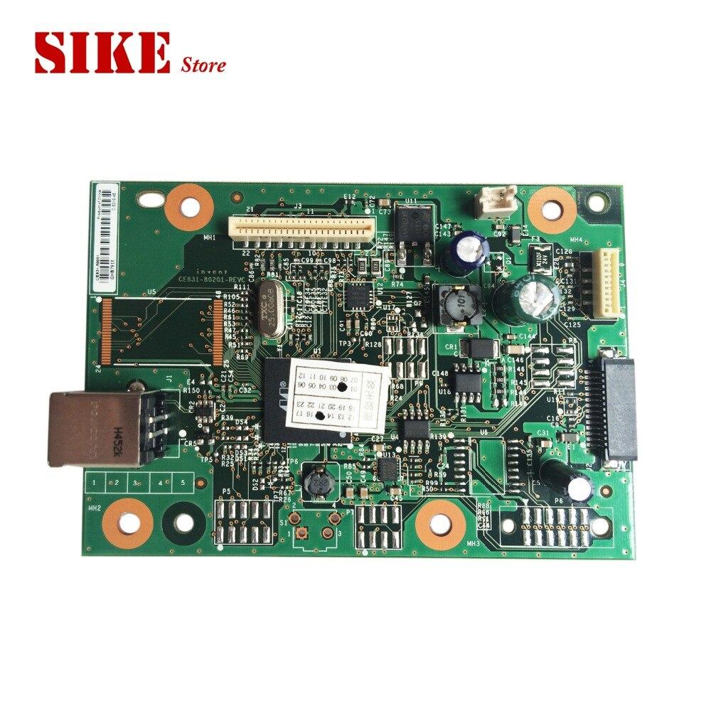 Здесь продается  CE831-60001 Logic Main Board Use For HP M1132 M1136 1132 1136 Formatter Board Mainboard  Компьютер & сеть