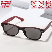 TRIUMPH VISION 2018 Brand Prescription Sunglasses Men Myopia Glasses Photochromic Reading Glasses Eyeglasses Oculos Gafas de