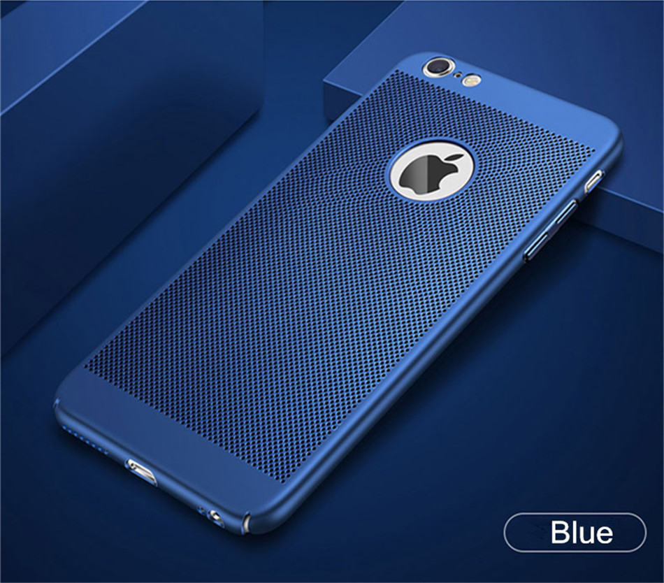 Heat dissipation iPhone Case - Hard Back PC Protect Shell 11