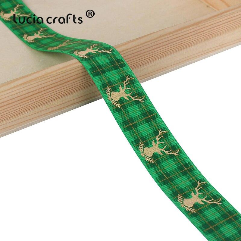 HTB1DAKde2WG3KVjSZFgq6zTspXan 5yards/lot 10mm/15mm/25mm Polyester Printing Christmas Grosgrain Ribbons DIY Xmas Party Wrapping Decor Supplies Material X0203