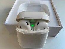 DHL 1:1 мини AP TWS беспроводной Bluetooth подключение наушников наушники-вкладыши для iPhone Max Pad Mac часы с коробкой
