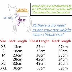 Image 3 - 夏犬服ペット犬の服犬のウェディングドレススカート子犬服の春のファッションジーンズペット服XS XXL