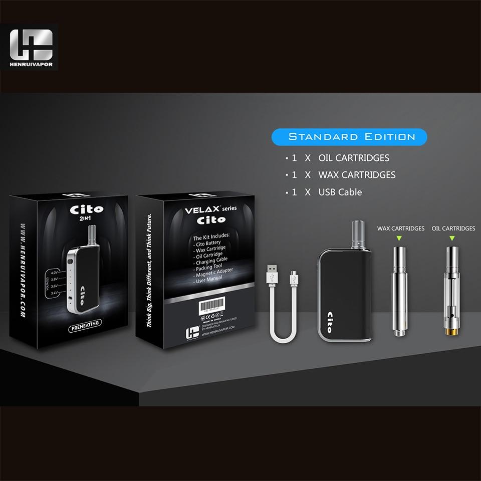 Henruivapor Cito C2 kit (7)
