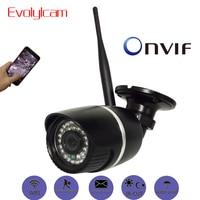 Wireless HD Sony Imx 322 1080P 2MP IP Camera Network P2P Onvif IR Night Vision CCTV
