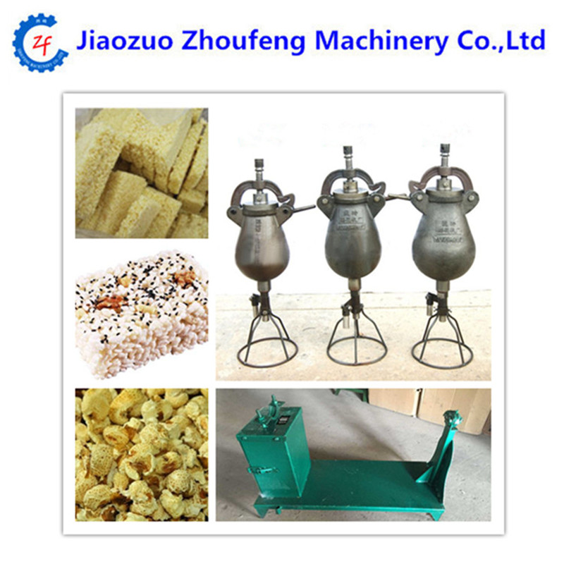Hot sale rice corn popcorn puffing and bulking machine free shipping corn extruder corn puffed extrusion rice extruder corn extrusion machine food extrusion machine