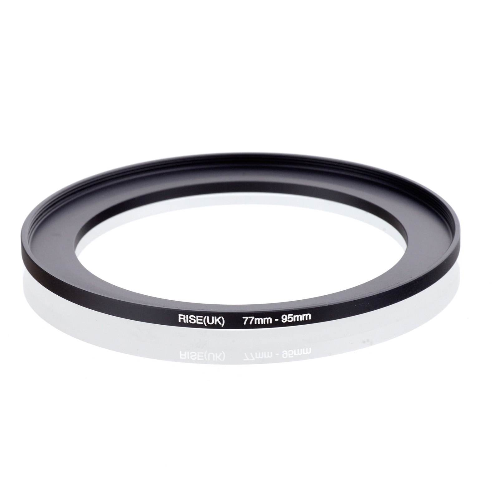 58mm to 77mm Male-Female Stepping Step Up Filter Ring Adapter 58mm-77mm UK
