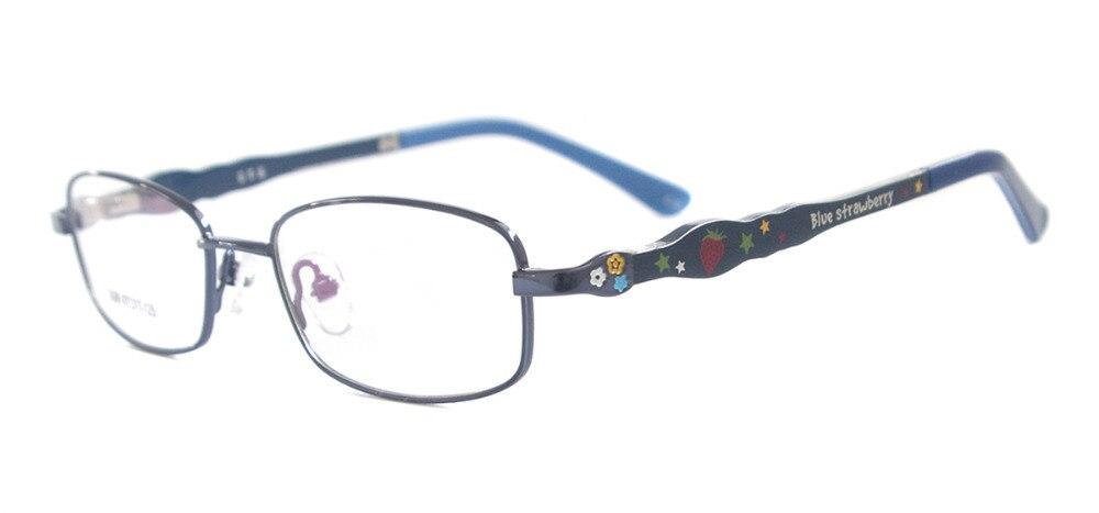 Цветные модные детские очки для мальчиков и девочек, детские оправы для очков, линзы