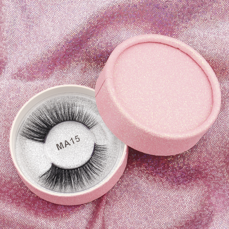 966176e099d SEXYSHEEP 3D Silk protein False EyeLashes Handmade False lashes Natural  Long Fake Lashes Curl Soft Fibroin Perfect packaging -in False Eyelashes  from Beauty ...