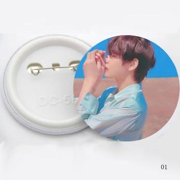 Album Tear Concept Photo Version Brooches Badge Accessories 1