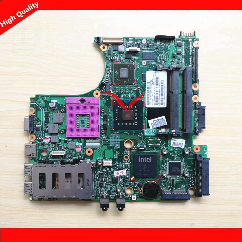 583077-001 ddr3 Laptop Motherboard Fit For HP Probook 4710s  4410s 4411s 4510s Notebook PC system board, 100% working maintenance tank chip resetter mit for epson 7700 9700 printers waste ink tank box