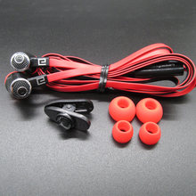 3.5mm In-ear Earphones Stereo Headphones headsets Super stereo earbuds for mobile phone MP3 MP4 iPhone xiaomi huawei(China)