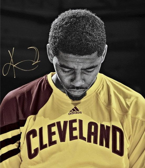 002 Kyrie Irving NBA Baloncesto All Stars MVP Cavaliers 14 \