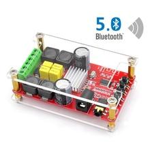 2*50 w tpa3116d2 bluetooth 5.0 amplificador de áudio digital duplo canal classe d tpa3116 estéreo aux amp decodificado flac/ape/mp3/wma/wav