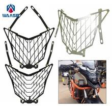 Waase мотоцикл фар Глава свет лампы решетка гвардии Обложка протектор для Honda cb500x 2013 2014 2015 2016 2017 2018