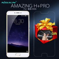 Brand 9H 2 5D Anti Explosion Tempered Glass For Meizu MX6 NILLKIN Amazing H PRO 0