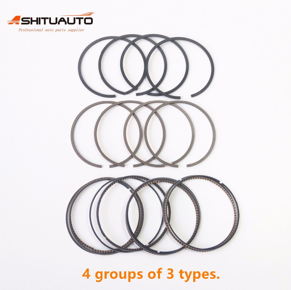 Original factory quality Engine piston ring Fit for Chevrolet Cruze 1.6 1.8 Epica 1.8 OEM# 93190369