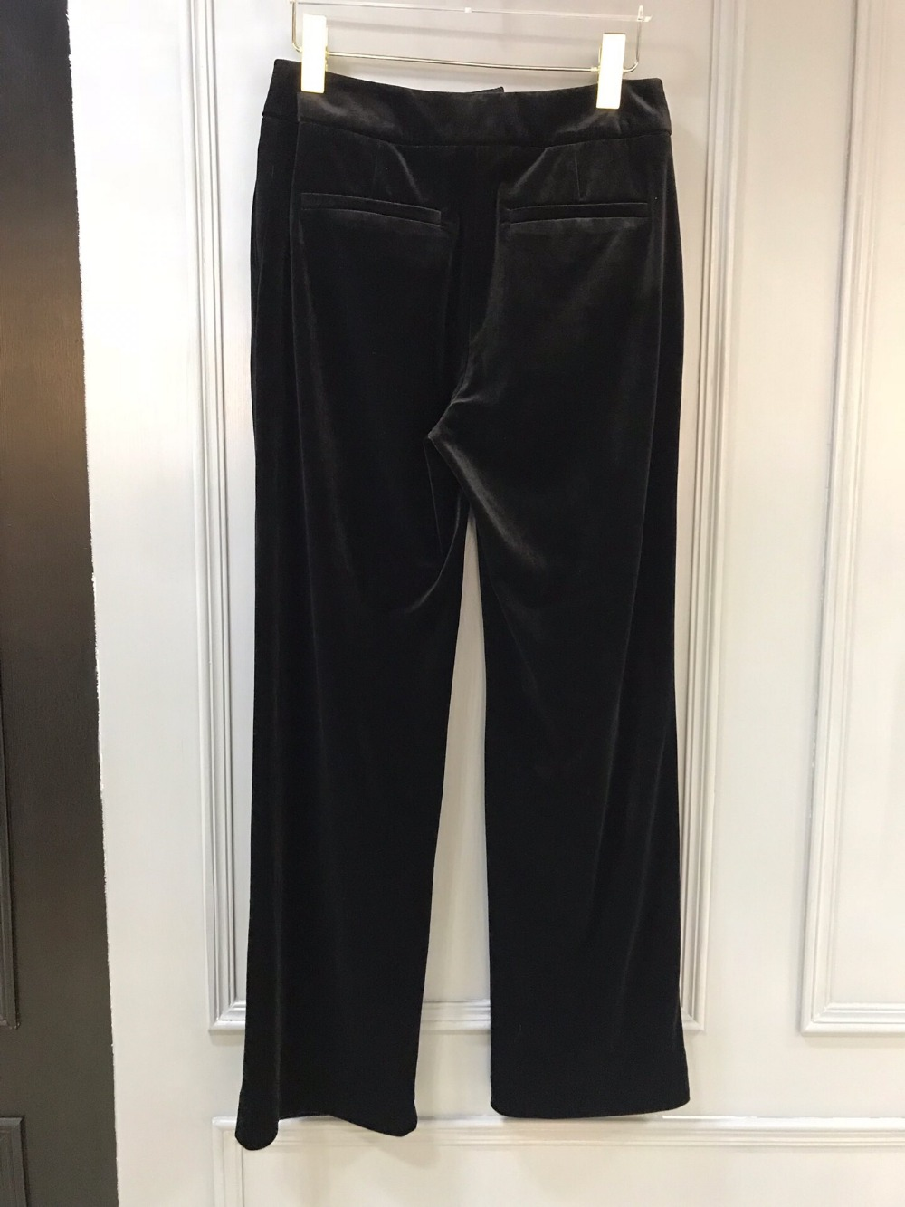 Velours Nouveau Casual Pantalon Trouse Ddxgz3 Femmes Printemps 2019 m7vIf6yYbg