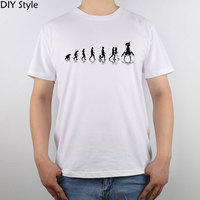 Synthetic Daisies Carnival Of Evolution Robots T Shirt Top Pure Cotton Men T Shirt