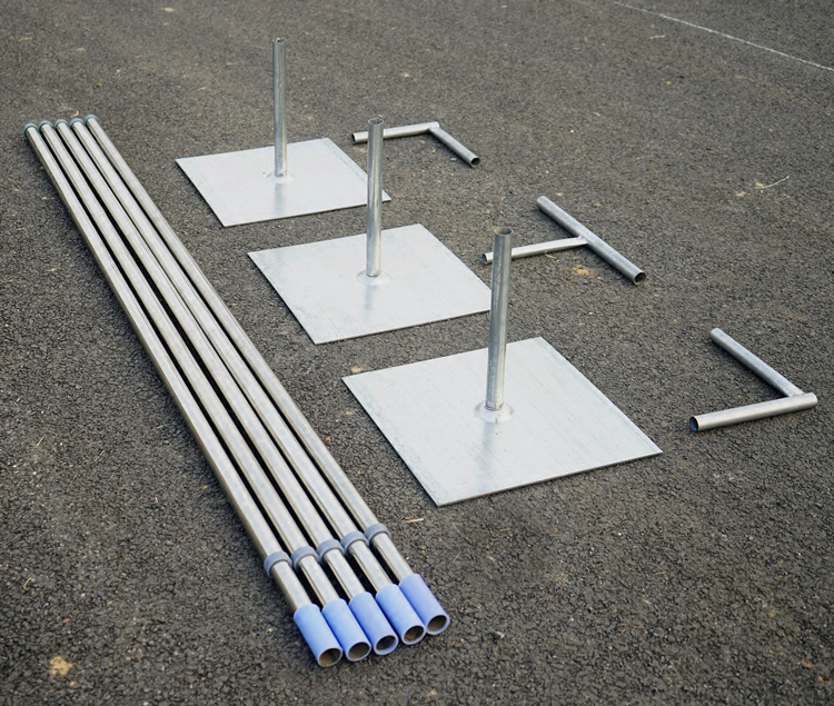 3MX6M or 3MX3M Wedding Event Party Decoration Steel Pipe Backdrop Stand for Wedding Backdrops Rod Pipes