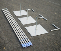 3MX6M or 3MX3M Wedding Event&Party Decoration Steel Pipe Backdrop Stand for Wedding Backdrops Rod Pipes