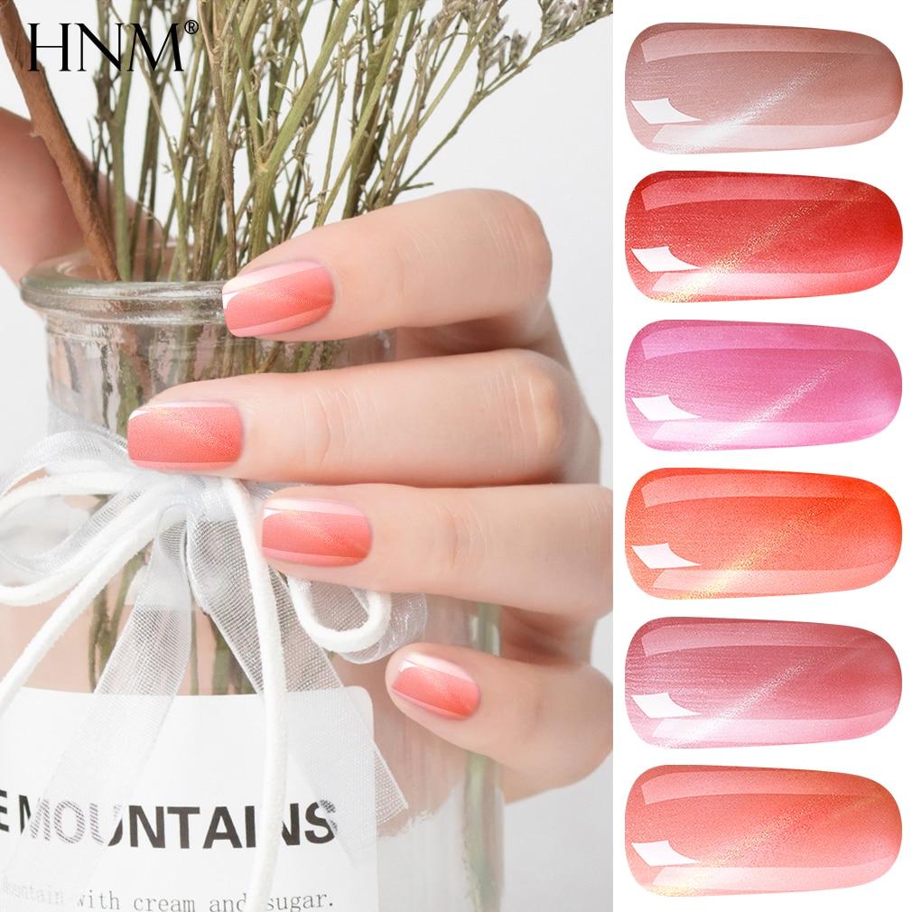 Ruhoya Nail Polish Gel For Manicure Set Need UV LED Base